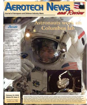 Aerotech News & Review Feb 15, 2008