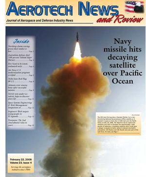 Aerotech News & Review Feb 22, 2008