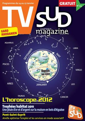TV Sud Magazine Bagnols n°24