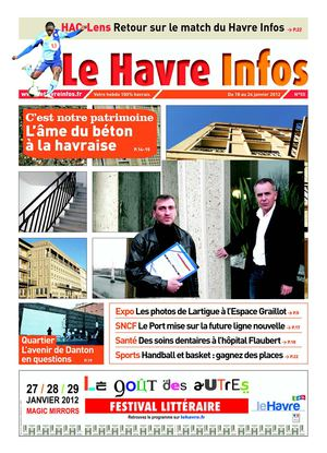 Le Havres Infos n°56