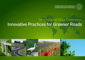 IRF - Innovative Practices for Greener Roads
