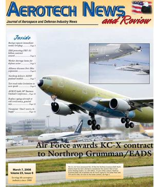 Aerotech News & Review Mar 7, 2008