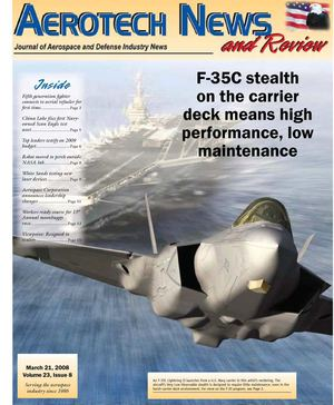 Aerotech News & Review Mar 21, 2008
