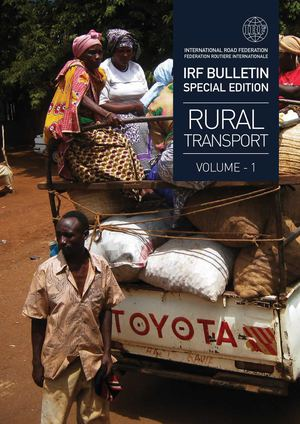 IRF - Rural Transport