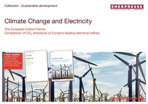 ENERPRESSE - Climate Change and Electricity