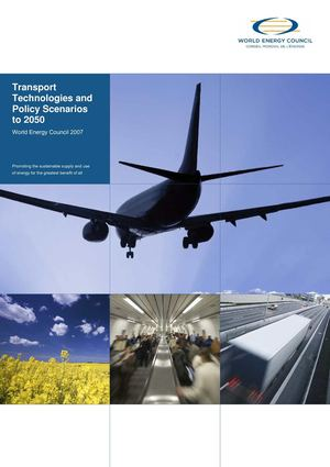 WEC - Transport Technologies and Policy Scenarios to 2050