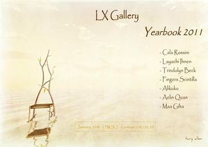 LX Gallery Yearbook 2011