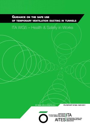 Guidance on the safe use of temporary ventilation ducting in tunnels