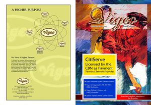 Vigeo Quaterly Magazine