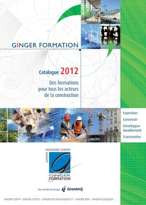 Catalogue G FORMATION 01_2012 BD