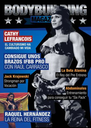 Bodybuilding Magazine Nº1