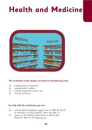 RUG 2 Chap 6 Health and Medicine