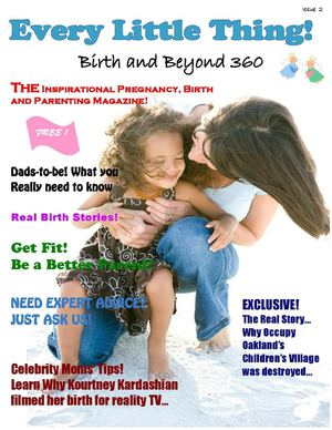 Every Little Thing Birth and Beyond 360 Magazine Vol.2