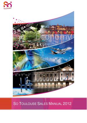So Toulouse Manual 2012