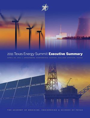 2011 Texas Energy Summit - Executive Summary