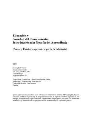Calaméo - Educacion y Sociedad del Conocimiento