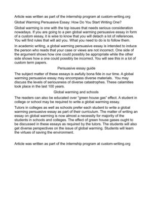 calamo   global warming persuasive essay how do you start writing one global warming persuasive essay how do you start writing one proposal essay ideas also thesis statement for descriptive essay descriptive essay topics for high school students
