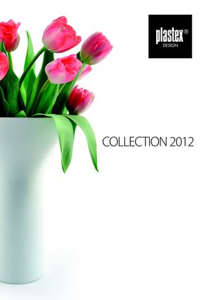 PLASTEX DESIGN COLLECTION 2012
