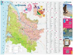 Calaméo   Carte touristique de la Gironde