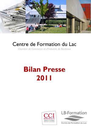 fc0d422354f3c8 Calaméo - Bilan Presse 2011 - CFL