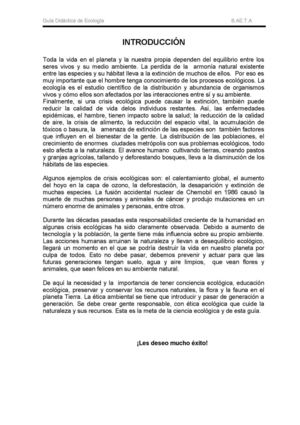 Calaméo - Ecologia: Conceptos y Caracteristicas