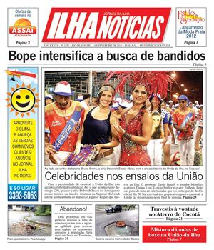 3f168c7a0ee Calaméo - Jornal Ilha Notícias - Edição 1557 - 03 02 2012