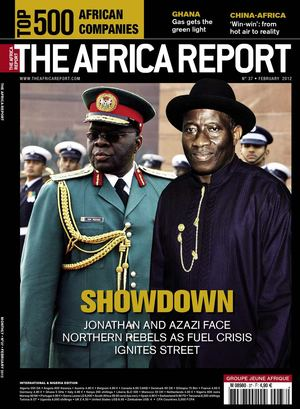 The Africa Report - Business section TOP 500 - Feb 2012