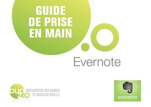 DUO 2.0 : Guide de prise en main EVERNOTE