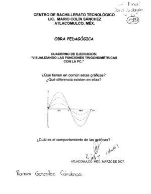 Calaméo - Cuaderno de ejercicios: visualizando las funciones ...