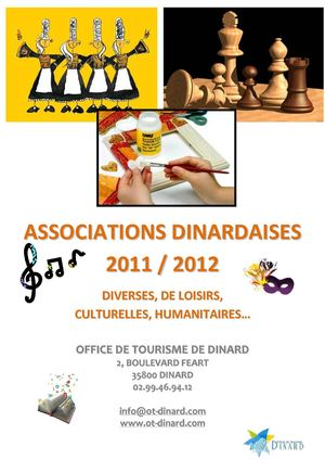 Guide des associations culturelles 2011-2012