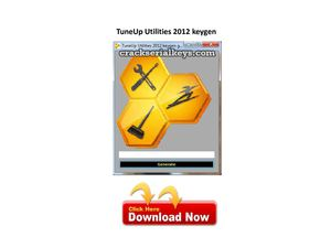tuneup utilities 2012 with product serial key