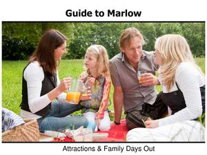 Guide to Marlow Town