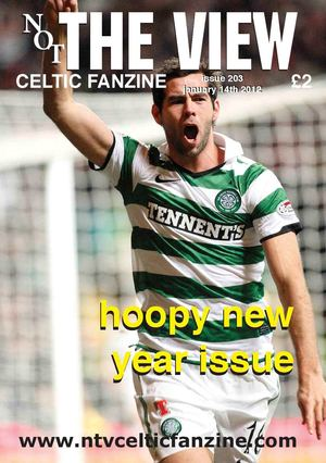 not the view celtic fanzine issue 203