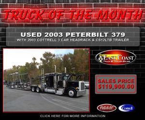 Truck of the month: Cottrell
