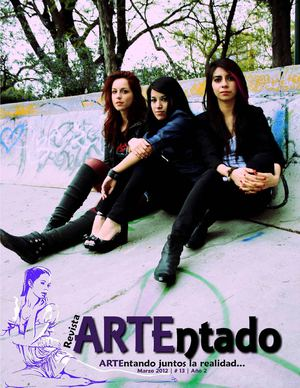 Revista virtual ARTEntado | Núm 13 Año 2 | Marzo 2012