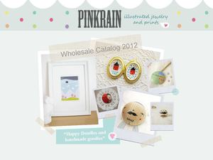 Pinkrain wholesale catalog 2012