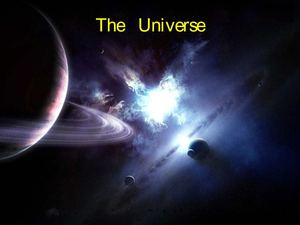 All About the Universe