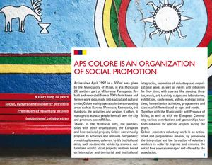 APS COLORE Resources, services guide and presentation