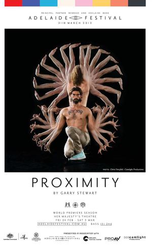 Australian Dance Theatre - Proximity (Program)