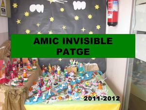 Amic invisible 2011