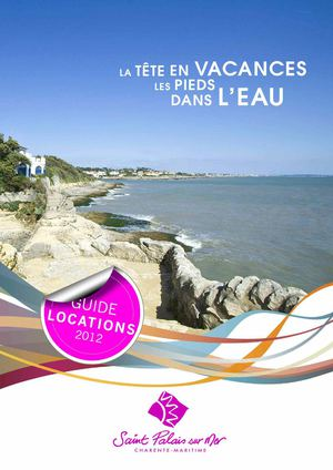 Guide locations 2012 Saint-Palais-Sur-Mer