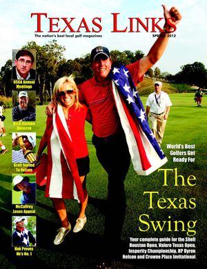 2012 Texas Swing Program