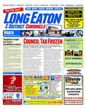 March 2012 Long Eaton Chronicle