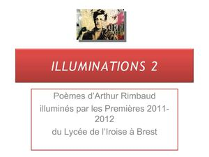 Illuminations 2011-2012 - Tome 2