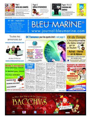 Calaméo - Journal Bleu Marine n°181 Mars 2012 4d024577c361