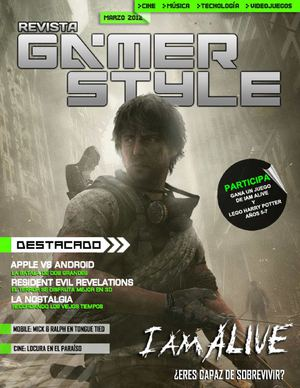 Revista Digital Gamer Style | Marzo 2012