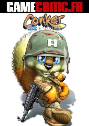 Gamecritic.fr - Test : Conker Live and Reloaded