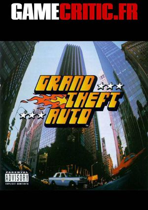 Gamecritic.fr - Test : Grand Theft Auto