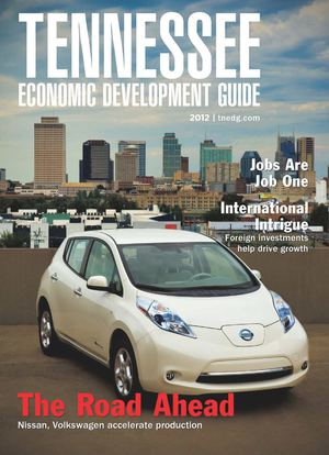 Tennessee Economic Development Guide 2011-12