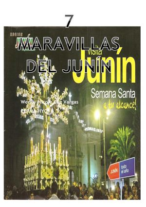 7 MARAVILLAS DE JUNIN